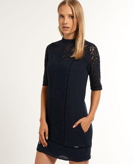 Superdry women's Victoria Sleeve Dress.