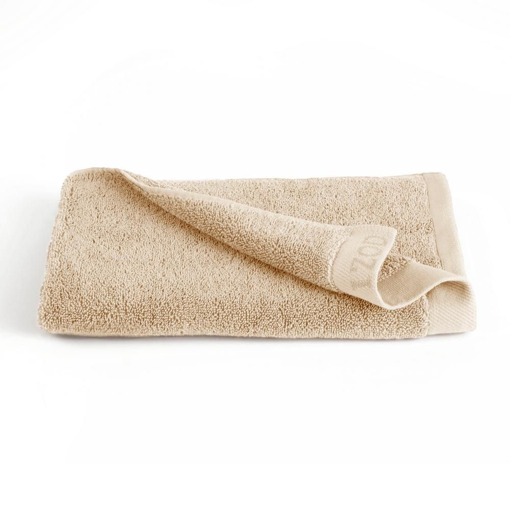 Izod Classic Linen Solid Egyptian Cotton Single Hand Towel 079465038521 Egyptian Cotton Turkish Cotton Towels Hand Towels