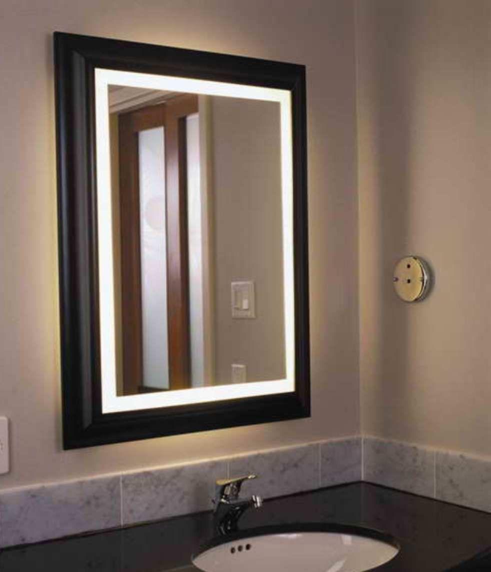 interior wooden flush cabinet light with bathroom mirrors ceiling led mirror custom vanities lighted amusing medicine