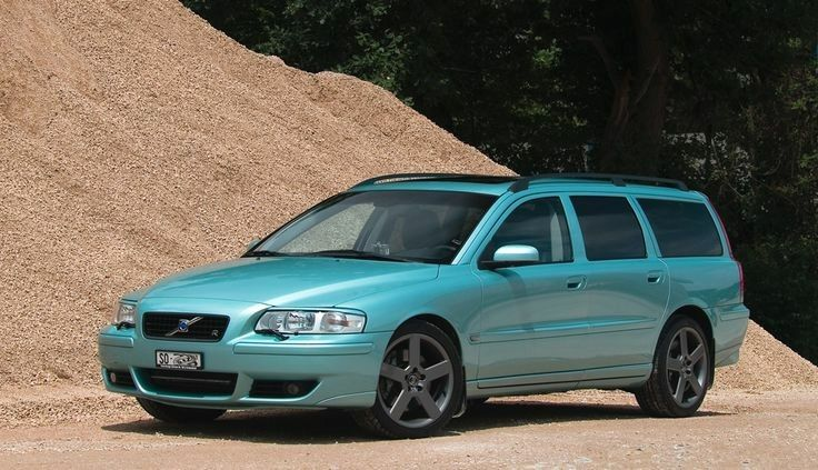 Volvo Flash Green | Green - Colors We