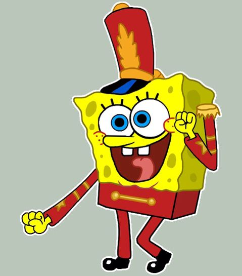 Spongebob Marching Band Is Literally How I Thought It Would Be Hiburan