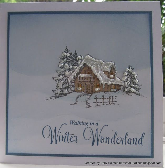 Image result for inkylicious log cabin card ideas