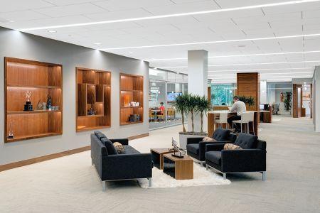 La Z Boy Furniture Headquarters Monroe, MI