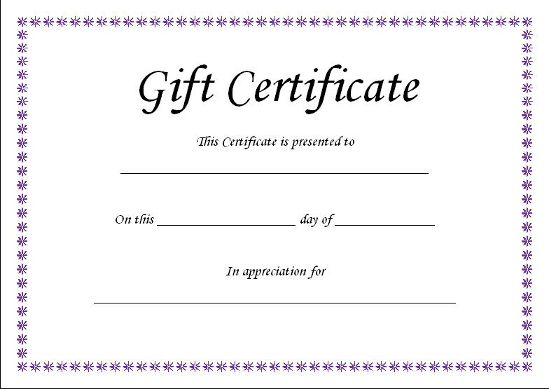 Gift certificate maker gift per pageword gift certificate sample blank gift certificate template perfect format samples of gift voucher and certificate templates yadclub Gallery