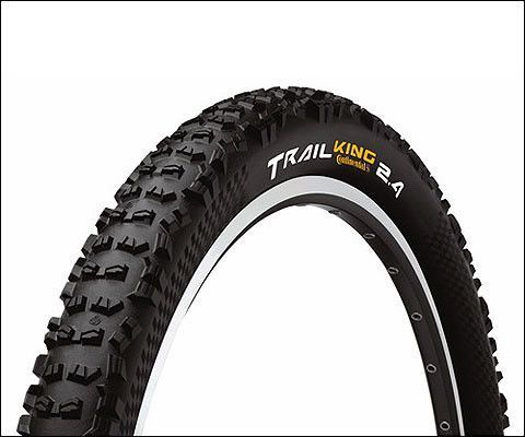 Continental Trail King Protection Tubeless Ready Folding Tire