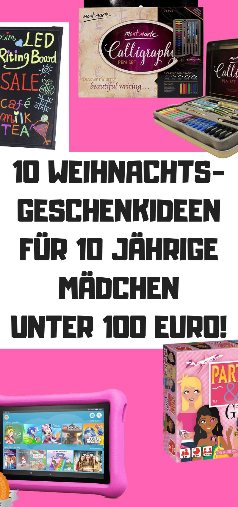 Geschenke Für 10 Jährige Mädchen Geschenk Für Mädchen Ab 10