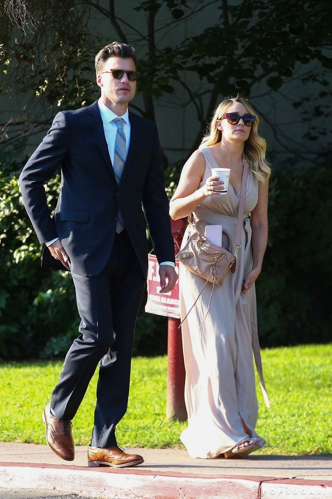 Lauren Conrad And Lo Bosworth Have A Mini Hills Reunion At Friend S Wedding Lauren Conrad Style Conrad Style Celebrity Casual Outfits