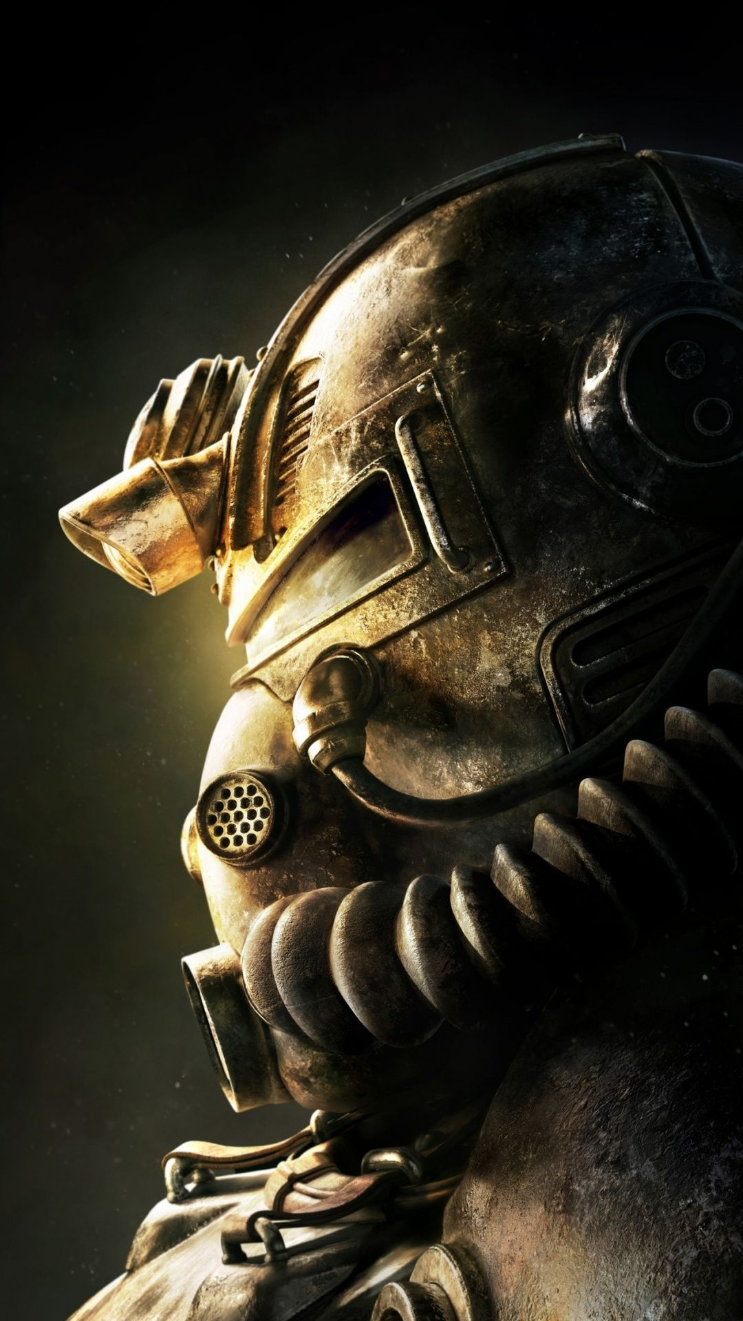 Video game, Fallout 76, iron suit, 1080x1920 wallpaper