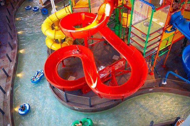 Coco Keys Indoor Waterpark Hotel Omaha Ne Coco Key Water