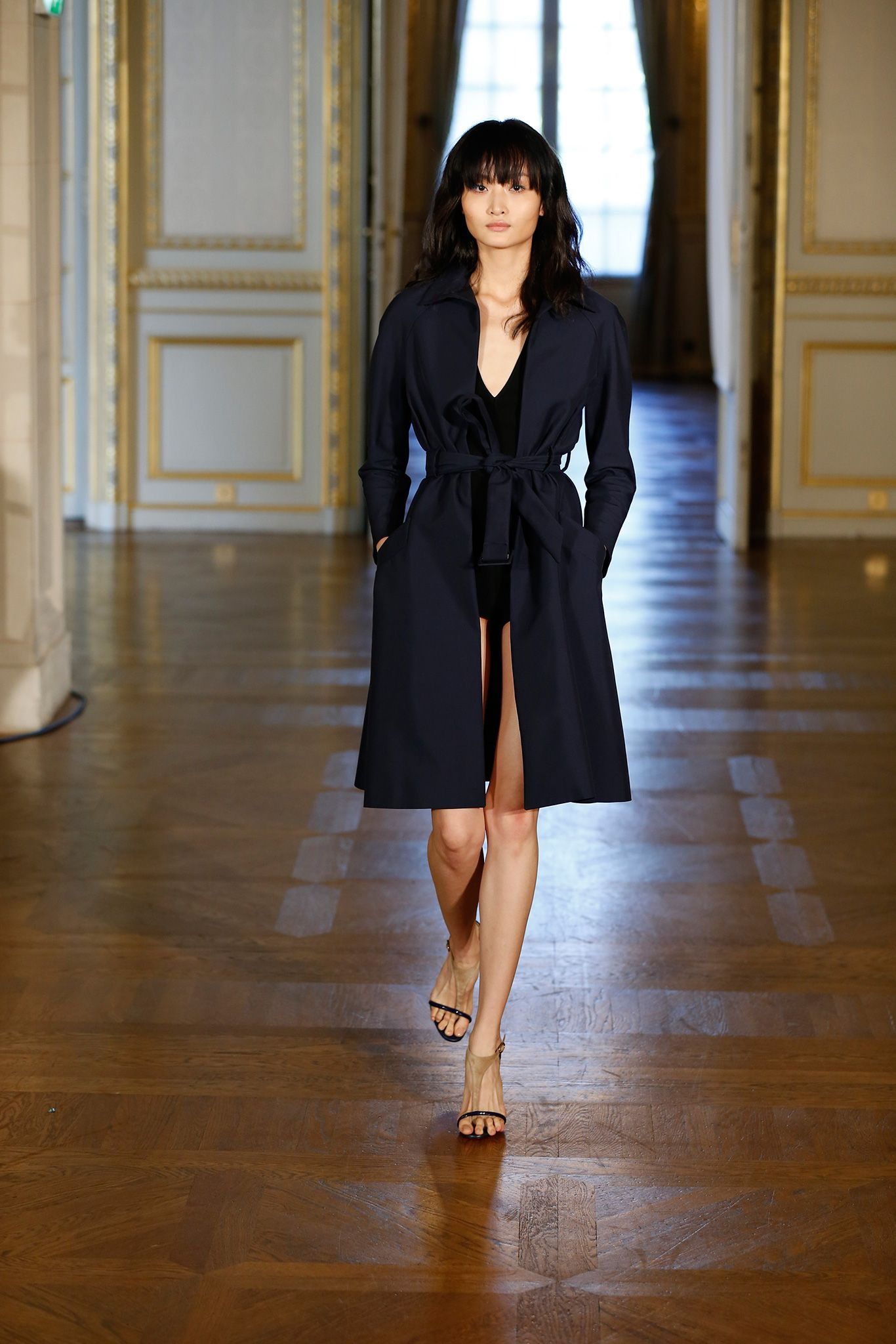 Martin Grant Spring 2015 Ready-to-Wear - Collection - Gallery - Look 1 - Style.com