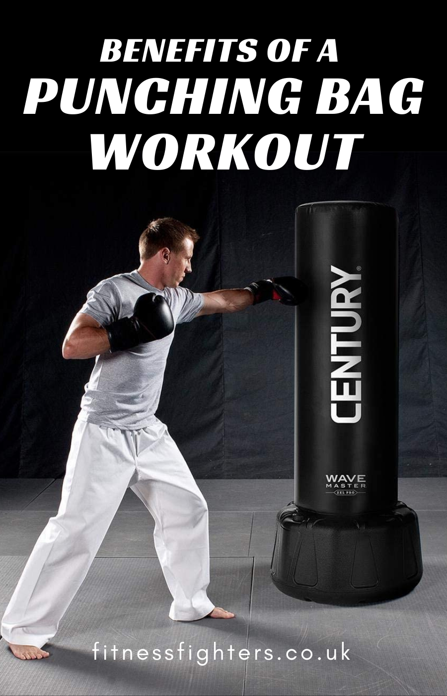 The Benefits Of A Punching Bag Workout Free Standing Punching Bag Workout Punching Bag Wavemaster Workout