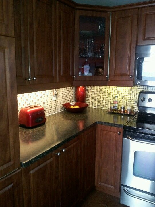 Amazing Kitchen Backsplash Glass Backsplash From Walmart Home Interior And Landscaping Oversignezvosmurscom