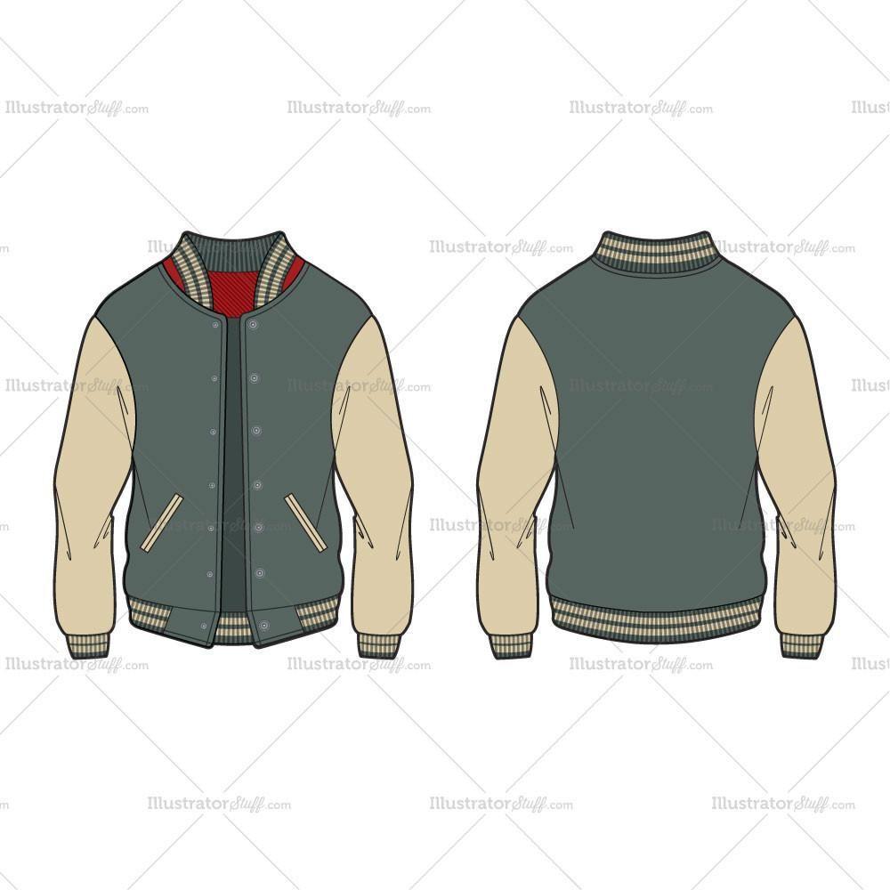 Product Image Varsity Jacket Men Varsity Jacket Jacket Style [ 1000 x 1000 Pixel ]