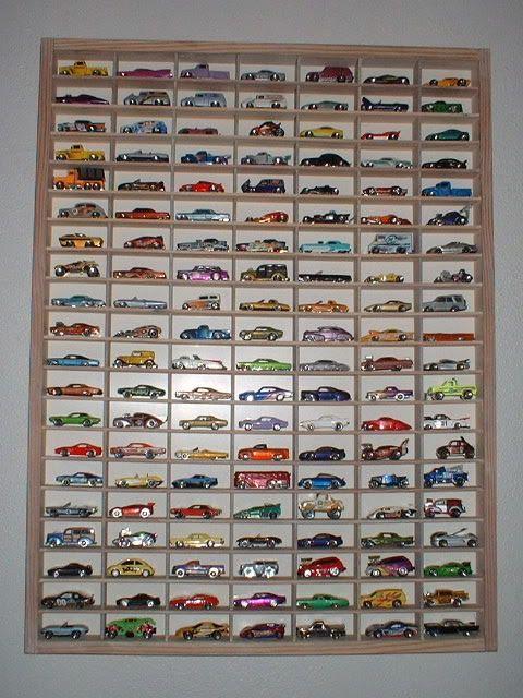 La idea perfecta para mi coleccion hot wheels for Decoracion de cuarto hot wheels