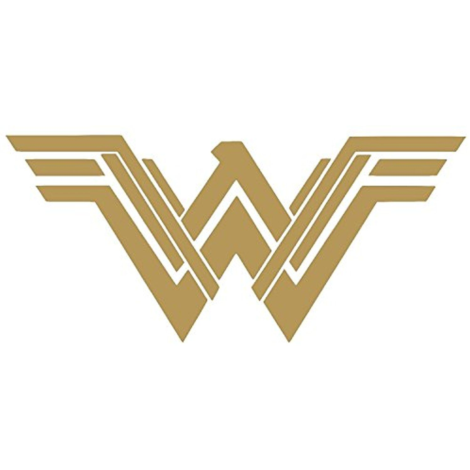 Wonder Woman New Movie Vinyl Sticker Decal 10 X 4 5 Gold Want To Know More Click On The Image This I Wall Stickers Murals Vinyl Sticker Wall Stickers [ 1500 x 1500 Pixel ]