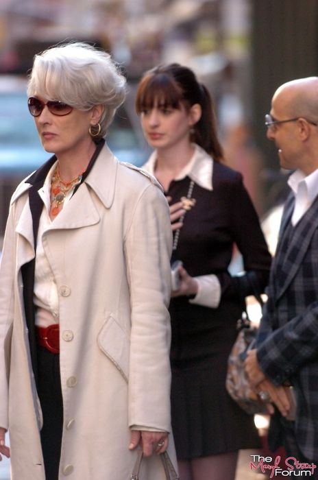 Miranda Priestly 39 Devil Wears Prada 39 Timeless Style Pinterest Devil My Hair And Prada