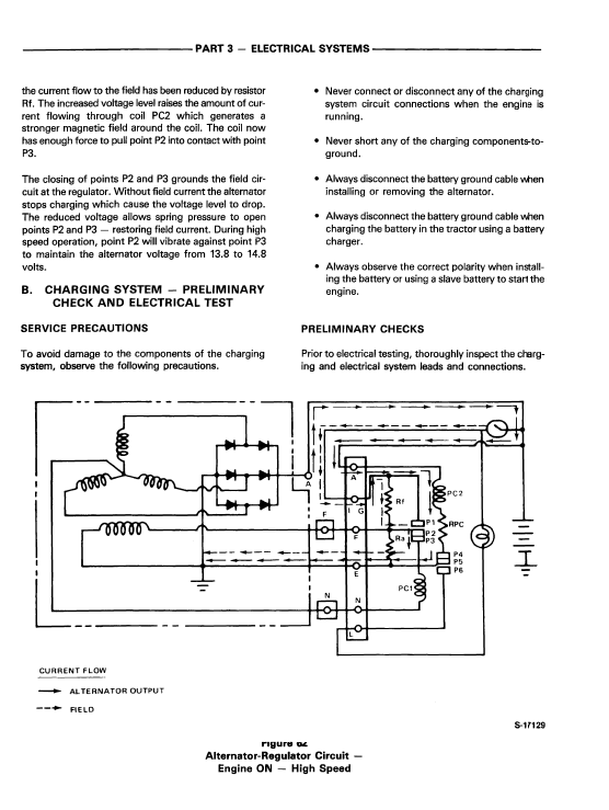 1710 Ford Tractor Wiring Diagram