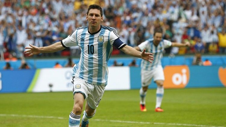 صور ميسي Soccer Field Messi Photo