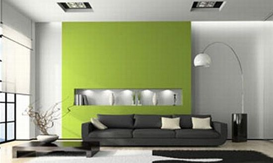 Grey And Lime Green Living Room black and green living broom ideas | interior design | pinterest
