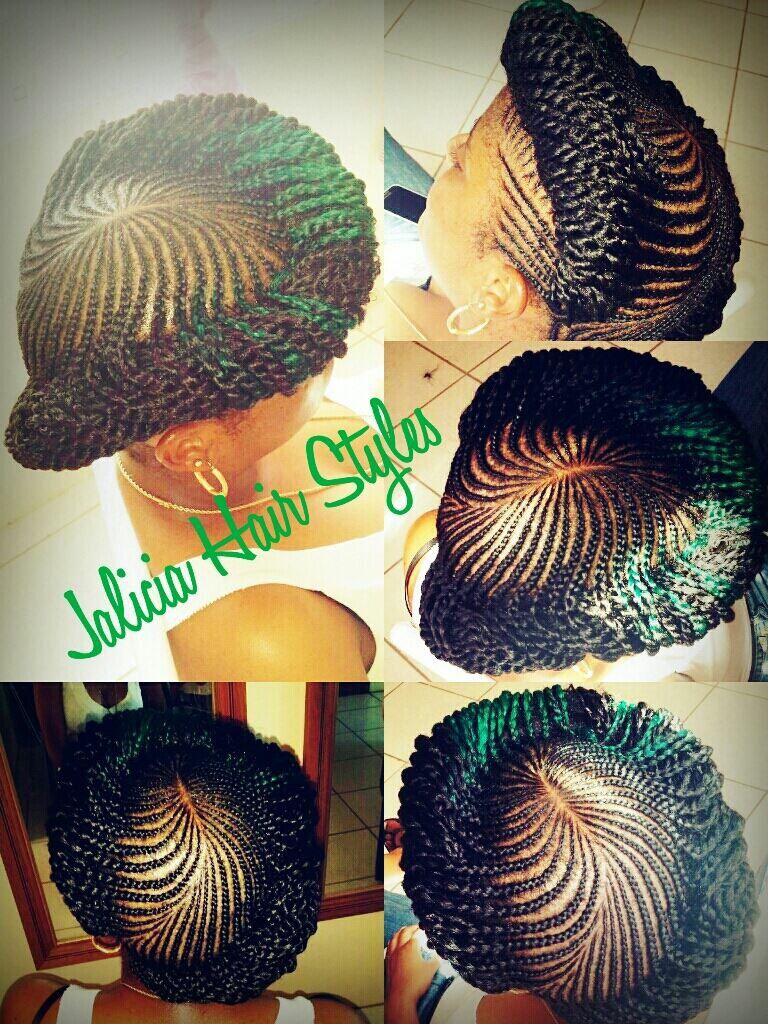 jalicia beautiful hair art