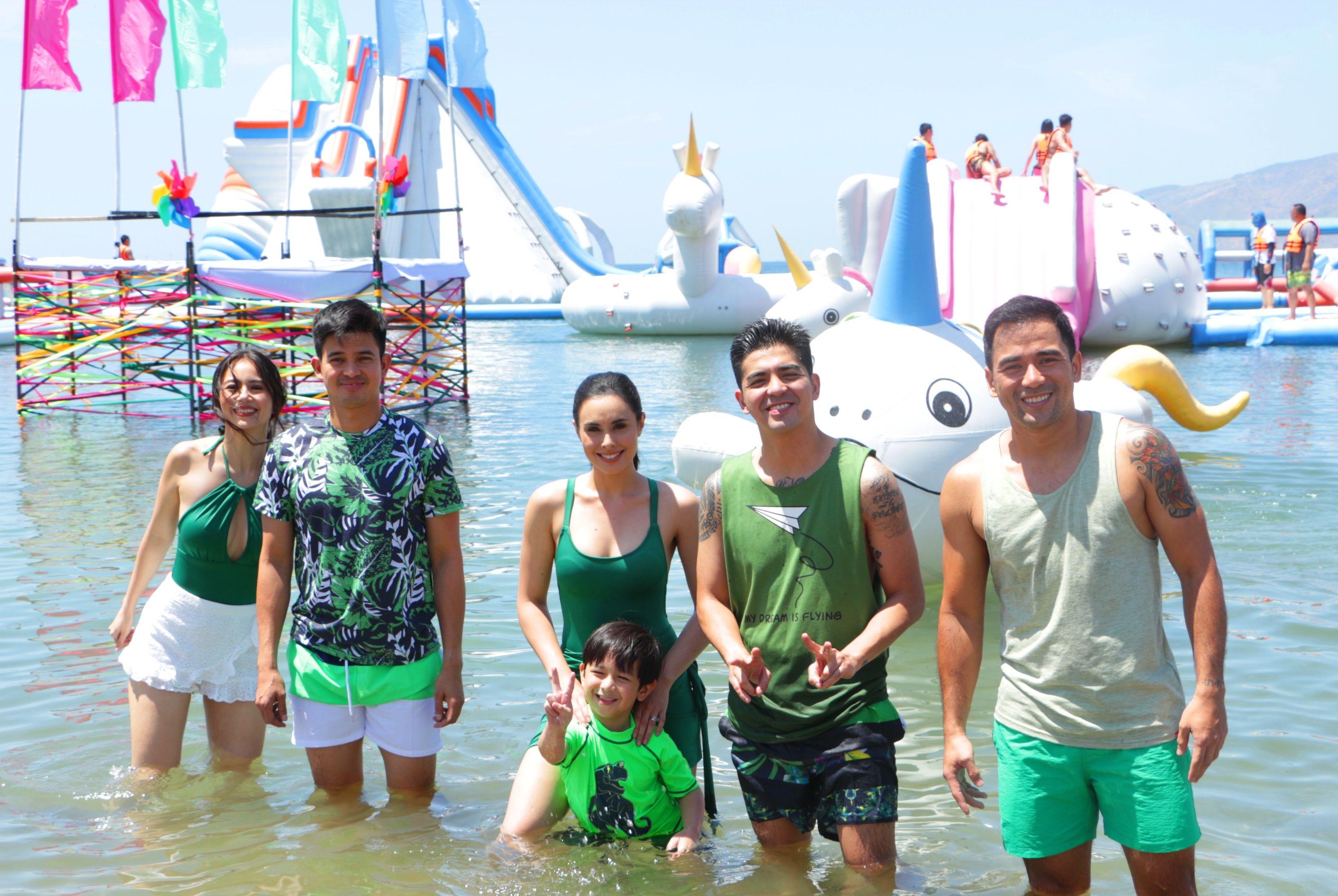Kapuso Network S New Program Offerings Amp Up Summer Fun Summer Fun New Program Summer