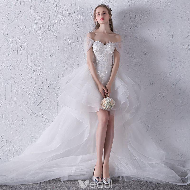 gorgeous beach wedding dresses 2018