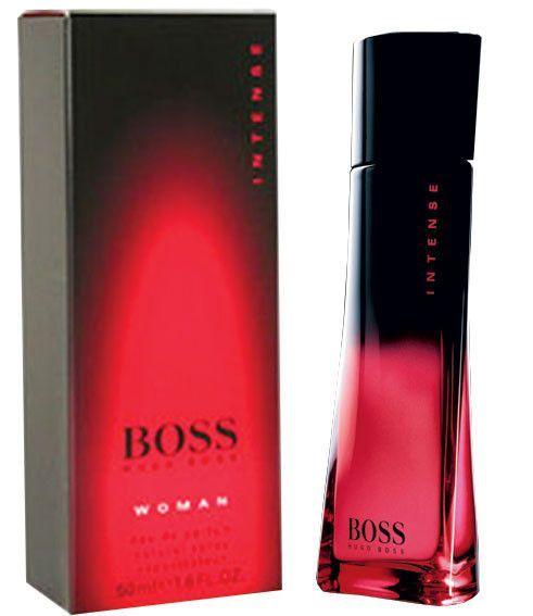 hugo boss boss intense woman