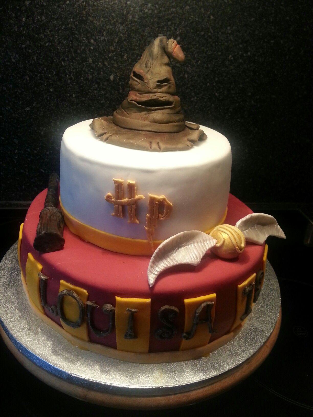 14++ Harry potter torte selber backen Sammlung