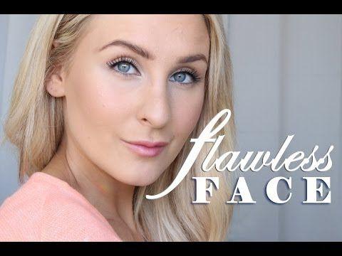 Photo of Feilfritt ansikt, perfekt bas foundation