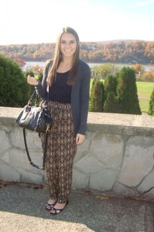 STYLE ADVICE OF THE WEEK: Haute Couture On The Hudson | College Fashionista #Marist