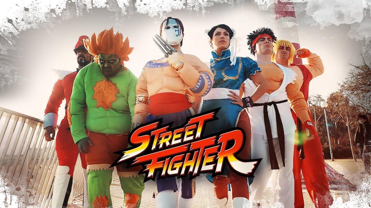 Funidelia � street fighter en la vida real � - disfraces