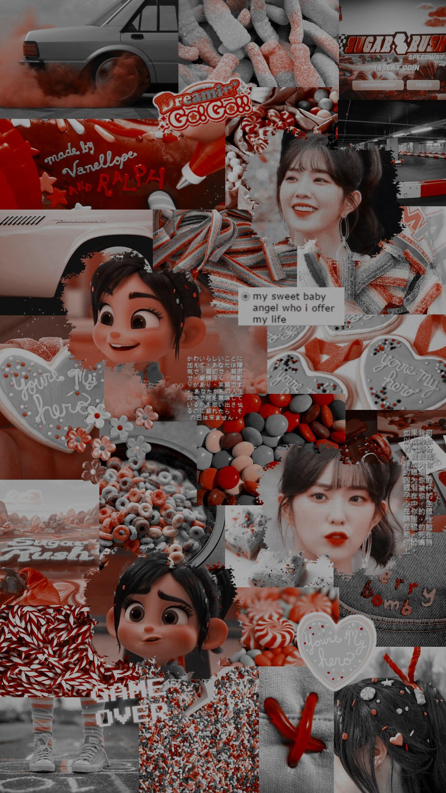 Pin By Hager Salah On خلفيات كيوت كوريه In 2020 Velvet Wallpaper Wallpaper Iphone Cute Aesthetic Iphone Wallpaper