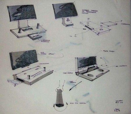 Early Atari computer concepts