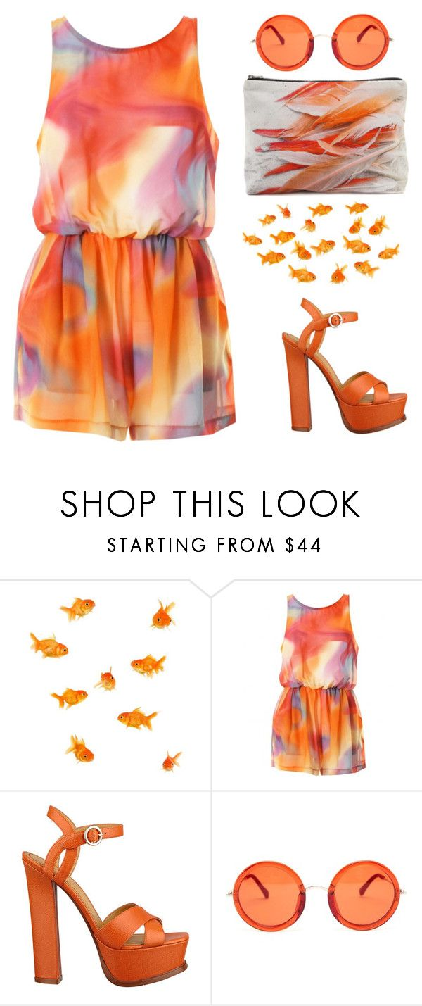 """""""Honest Misdirection"""" by finding-0riginality ❤ liked on Polyvore featuring Nine West, Linda Farrow and Samudra"""