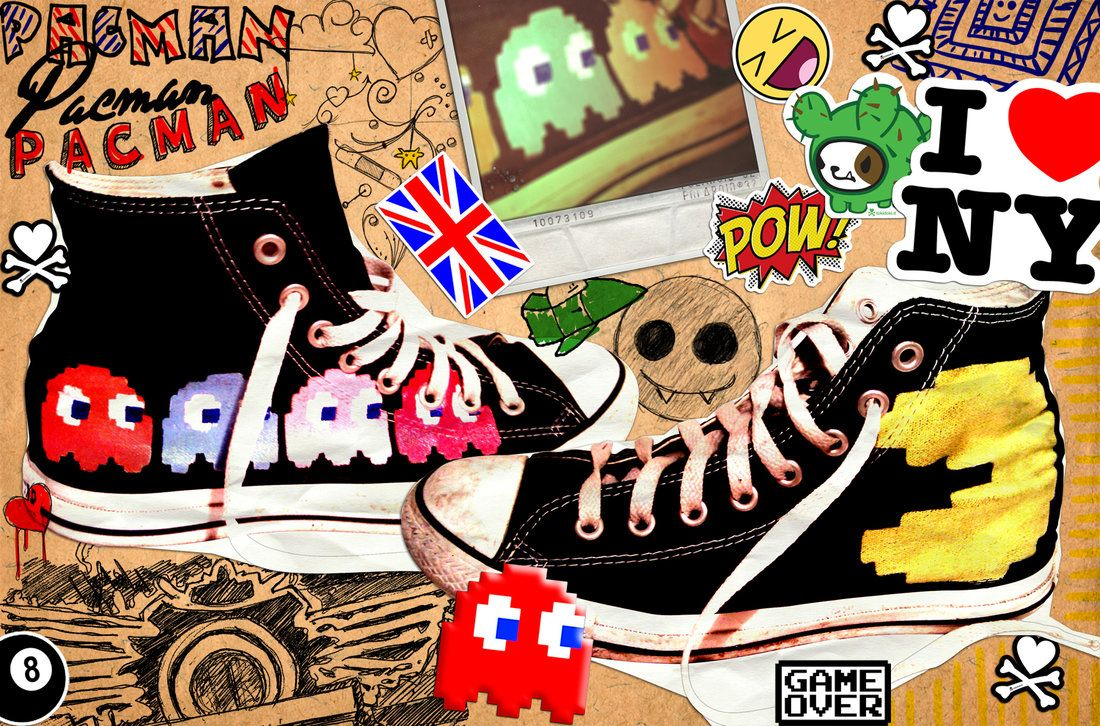 98a3e4a05e59 the third in my series of display pictures for my custom shoes. was well  fun to do.