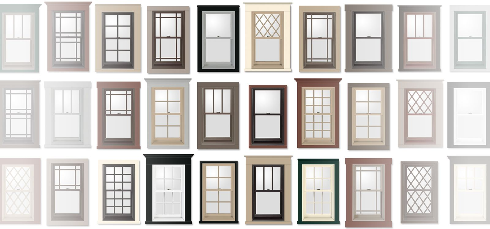 Andersen windows and patio doors 1 in quality and used for House front window design