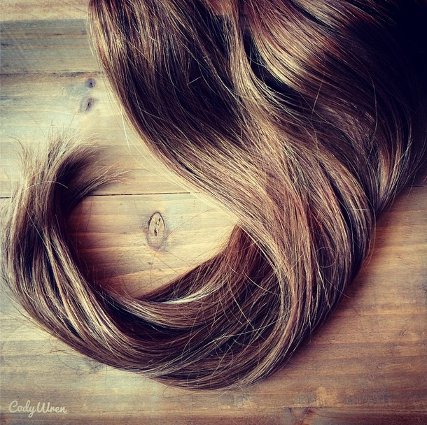 Beauty Blogger Cody Wren Reviews Glam Seamless Hair Extensions