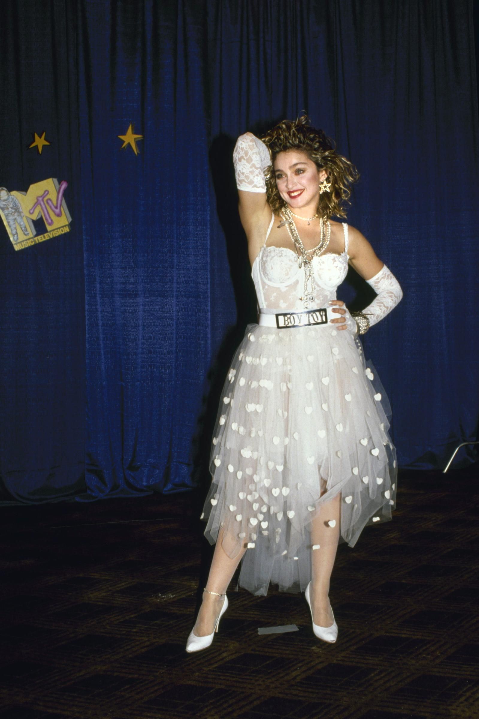 bc2c24717b9 Madonna at the 1984 VMAs. Idolized her. Could NOT tell me I wasn t black  Madonna!