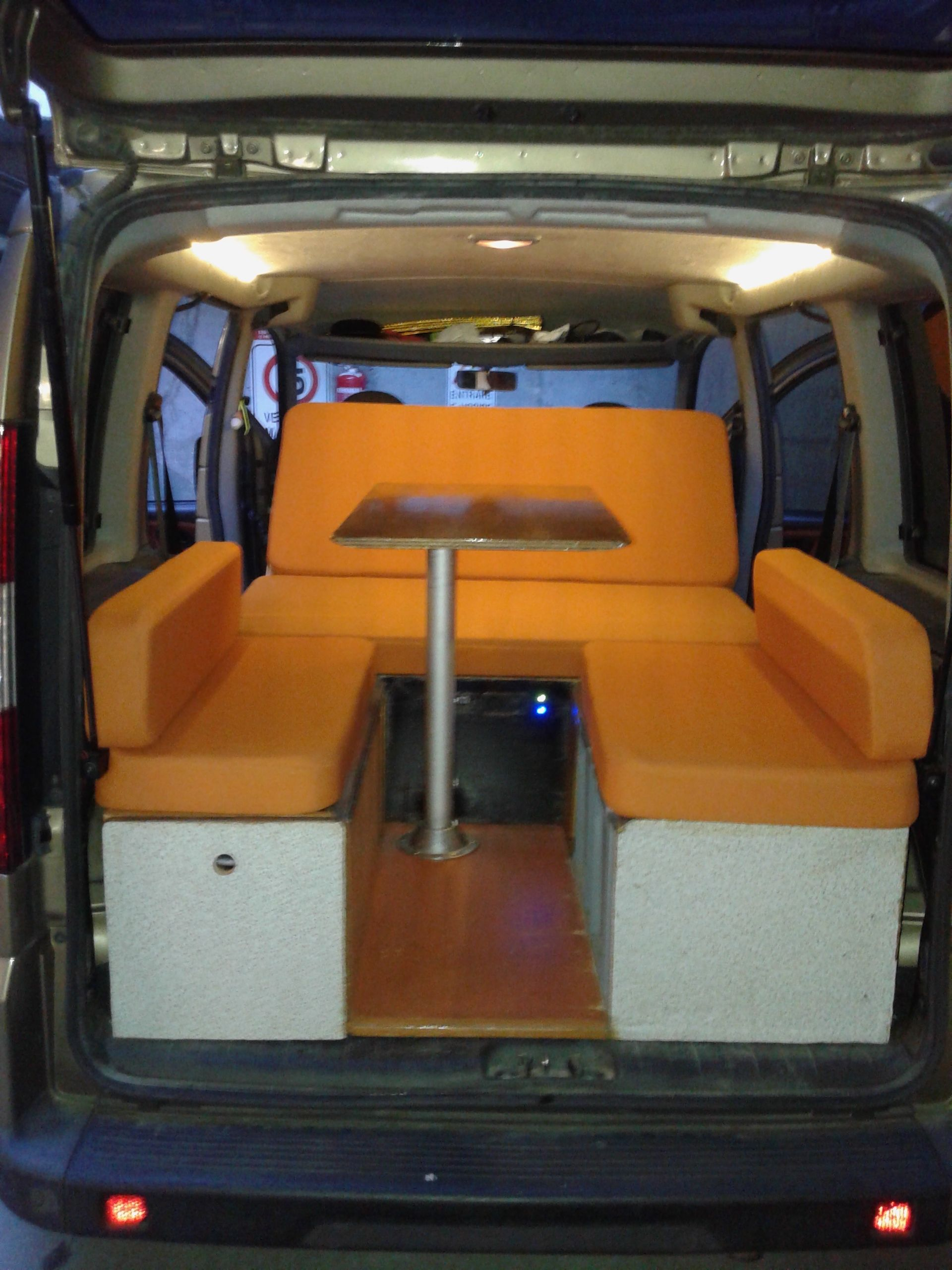 Fiat Doblo Camper Fİat Doblo Camper