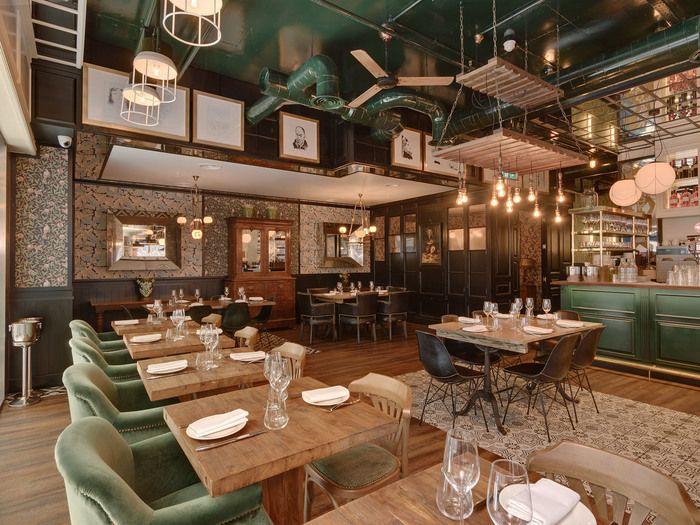 The restaurant and bar design awards reach th edition