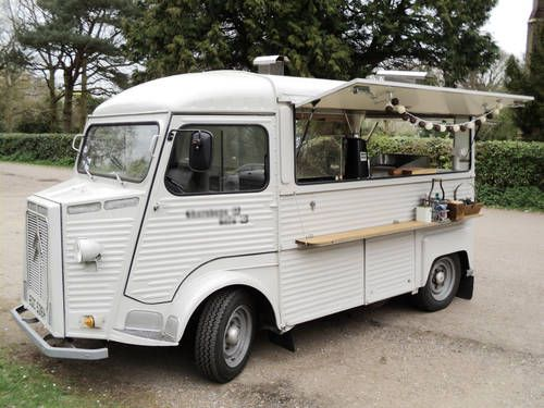 Catering Citroen H Van SOLD 1970 Short Wheel Base In Excellent Overall Condition