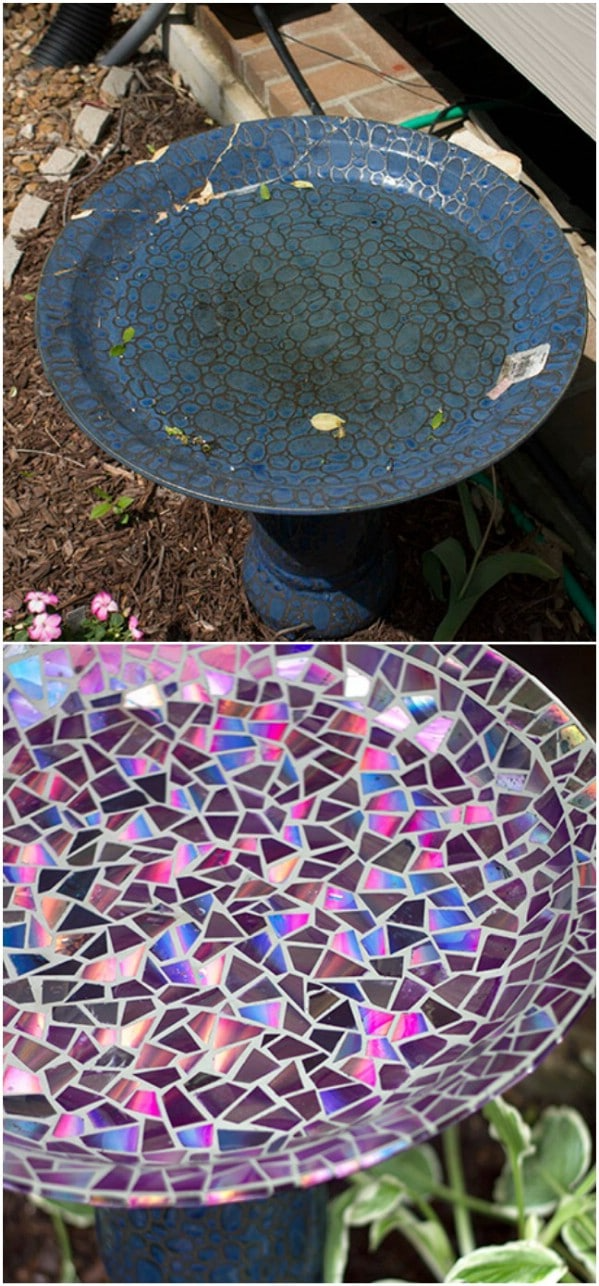 20 Brilliant Repurposing Ideas and Projects For Broken China And Other Glass
