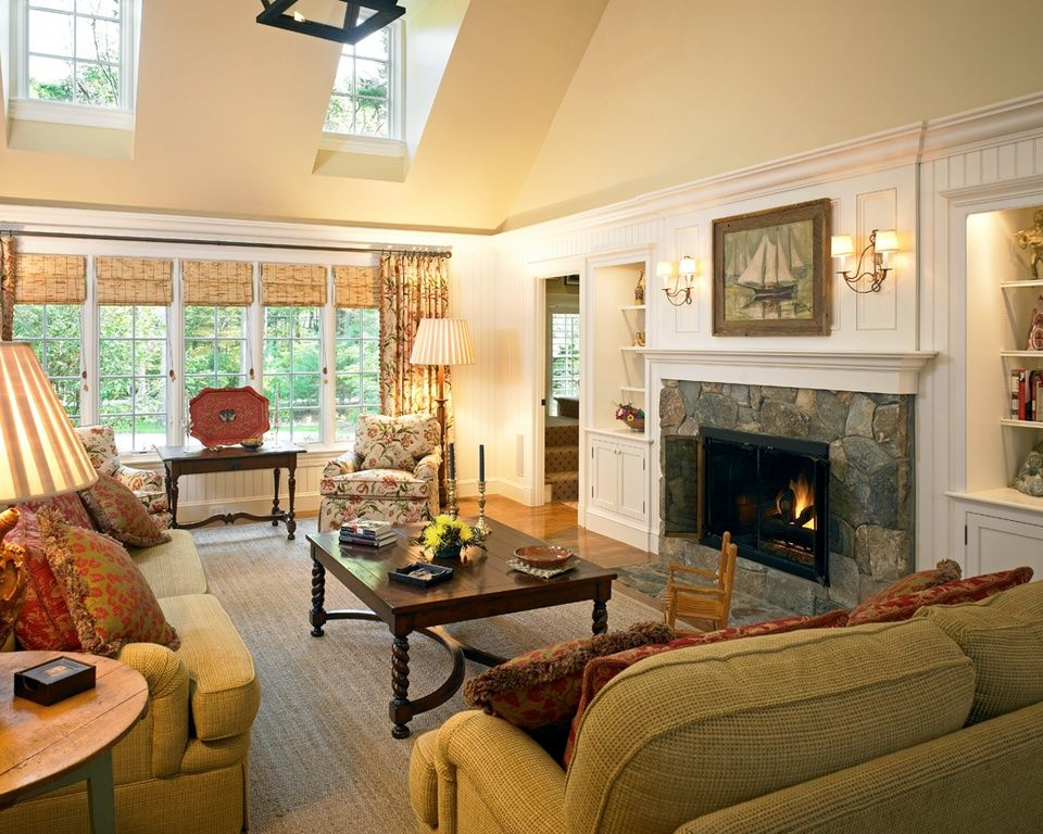 Pictures Of Living Rooms With Fireplaces And Cathederal Ceilings Google Search Quality Living Room Furniture Boston Living Room Traditional Living Room