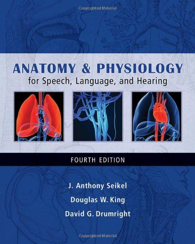 Free Download PDF Anatomy & Physiology for Speech, Language