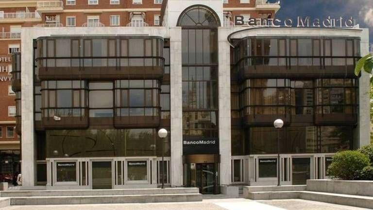 Banco Madrid Sicav Selección, de superar los 53 millones a quedarse con menos de 250.000 euros - Valencia Plaza