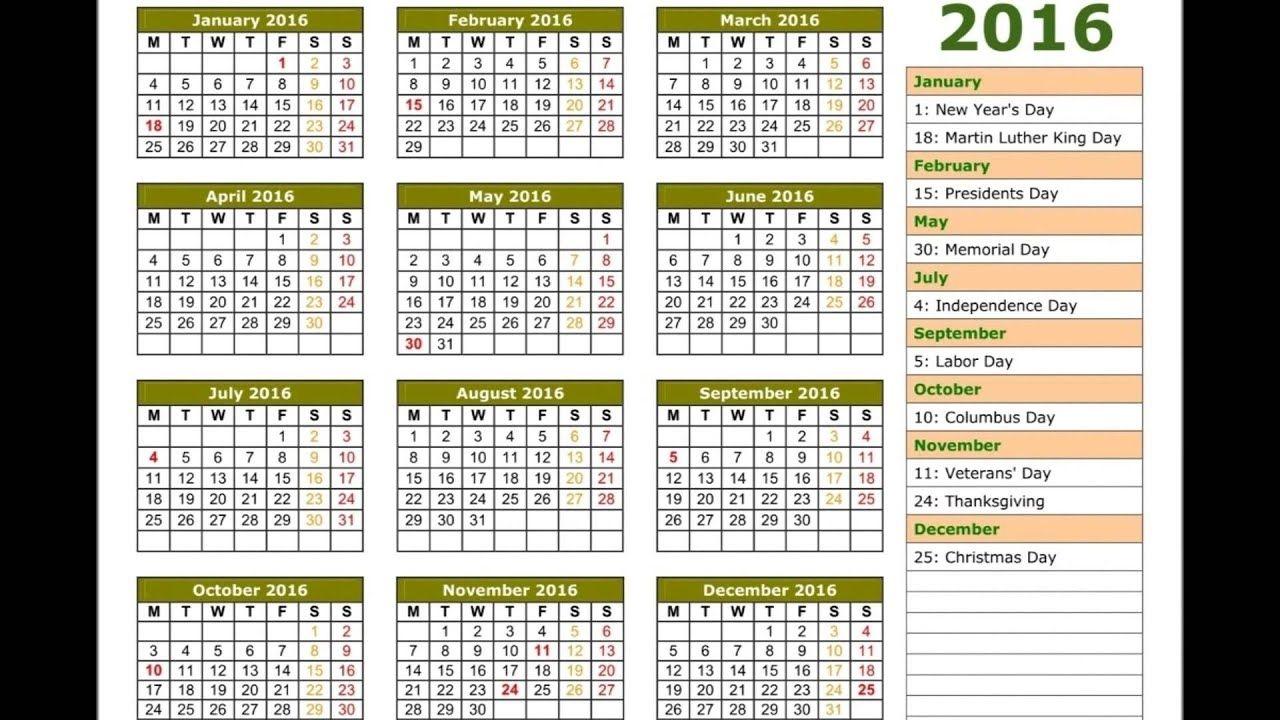 2016 Calendar Youtube Dowload February Calendar Hindu