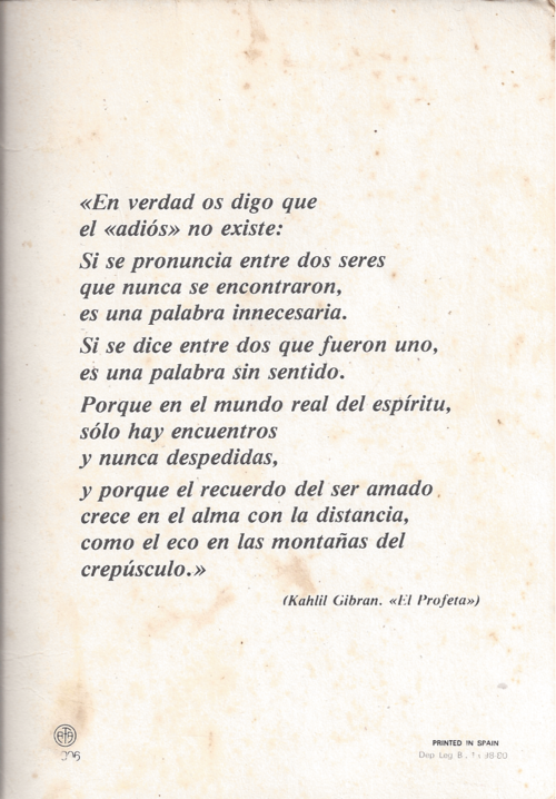 Khalil Gibran El Adios Frases De Khalil Gibran Frases Y