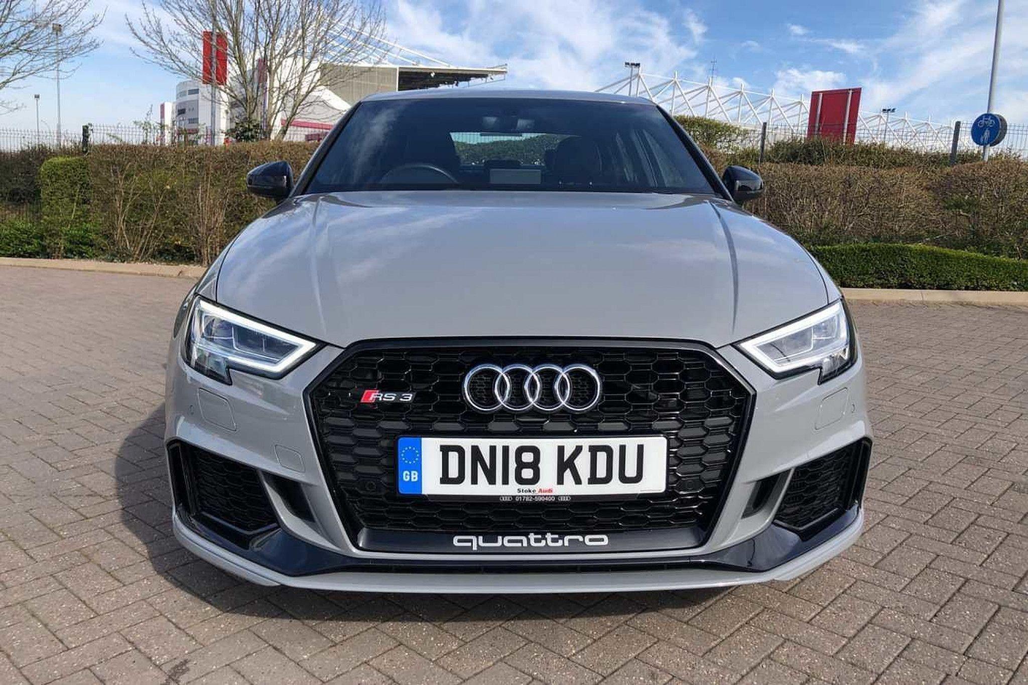 Audi Rs3 2 5 Tfsi Rs 3 Quattro 4dr S Tronic In 2020 Audi Rs3 Classic Car Insurance Audi