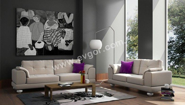 Pers koltuk takımı alternatif renk ve kumaş seçenekleriyle rahatlık, konfor ve şıklıgı bir arada yaşamanız için tasarlanmıştır.    Oturum süngerinde 32 dns, sırt minderlerinde boncuk silikon ve kırpıntı karışımı kullanılmıştır.