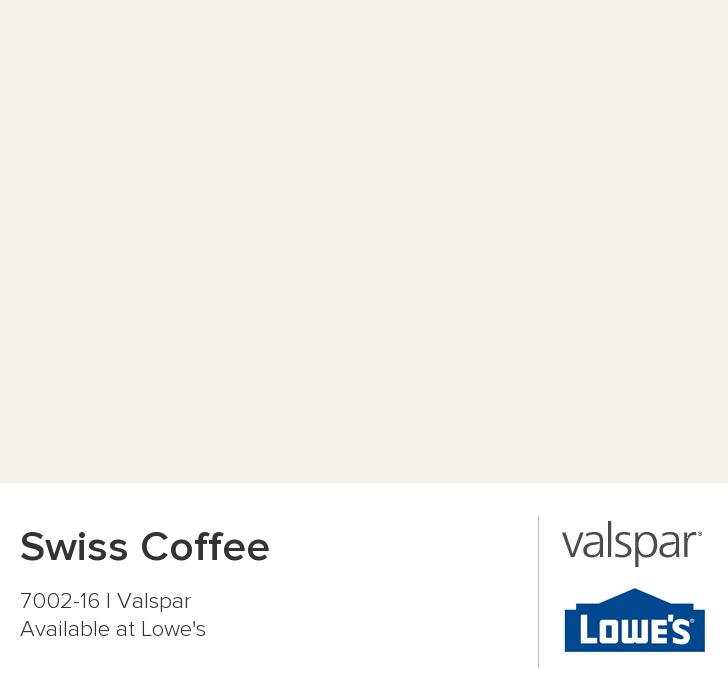 Swiss Coffee Valspar Paint Colors Valspar Paint Valspar